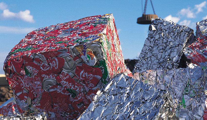 Los productores europeos de acero para embalajes presentan su estrategia de reciclaje para 2025