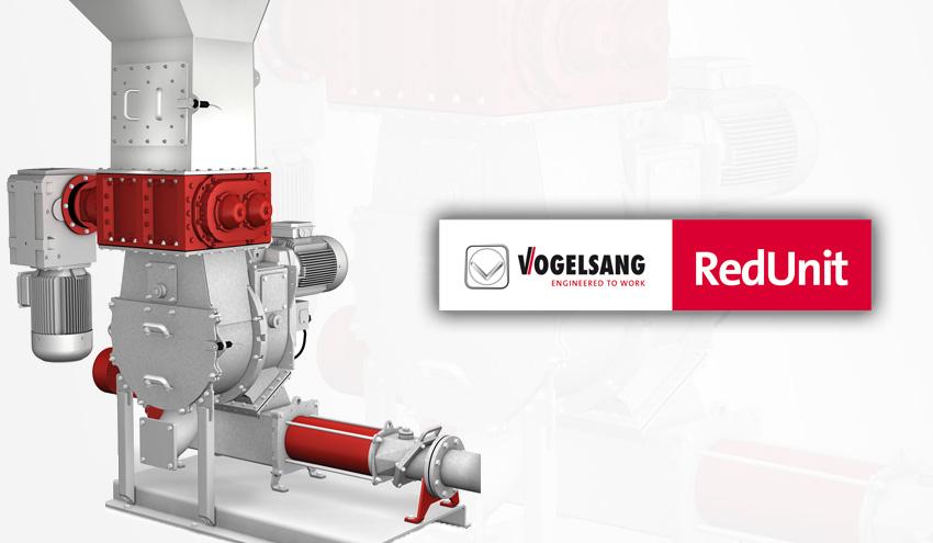Vogelsang presentará en IFAT sus nuevos equipos para la trituración de residuos