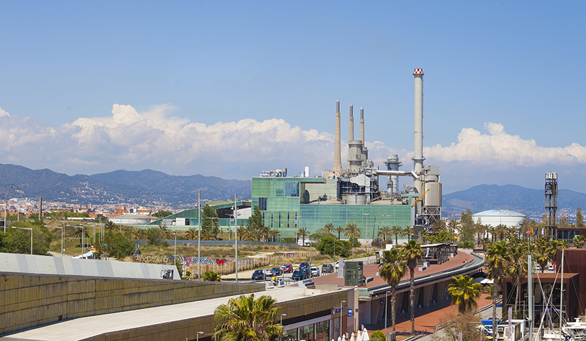 TERSA suministra energía térmica producida con residuos a más de 100 edificios de Barcelona