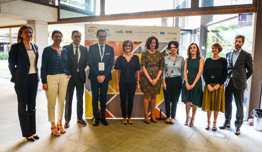 SUEZ Spain participa en CSR Spain, evento de referencia en responsabilidad social