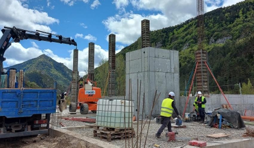 El Instituto Aragonés del Agua subvenciona 27 nuevas actuaciones en materia de depuración en el Pirineo