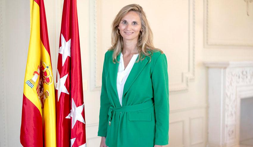 Paloma Martín asume la presidencia de la empresa pública Canal de Isabel II