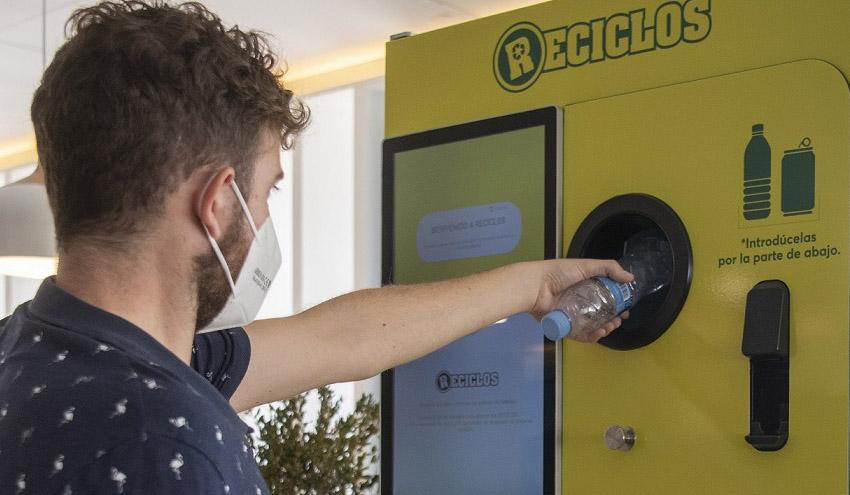 España contará con más de 100 máquinas de devolución de envases y recompensa antes de que acabe 2020