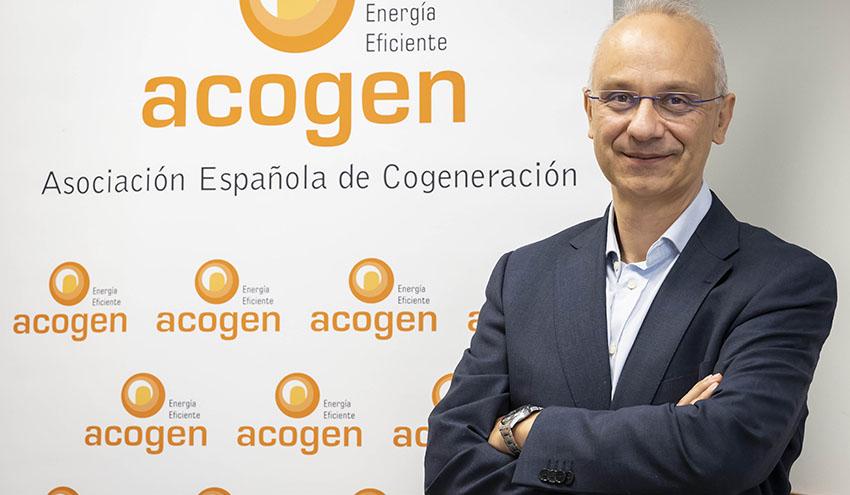 Rubén Hernando, nombrado nuevo presidente de ACOGEN