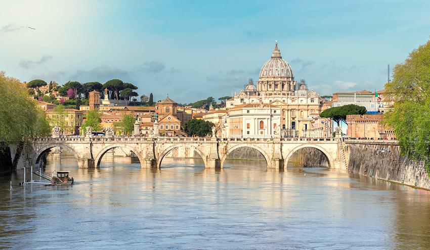 ACCIONA se adjudica el mantenimiento de las redes de agua de Roma y la Ciudad del Vaticano