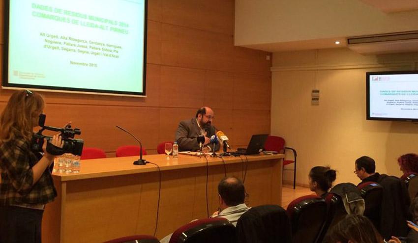 La Segarra, a la cabeza en la recogida selectiva de residuos en las comarcas de Lleida