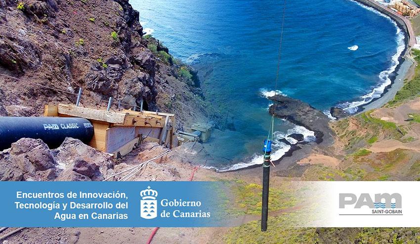 Encuentros de Innovación, Tecnología y Desarrollo del Agua en Canarias