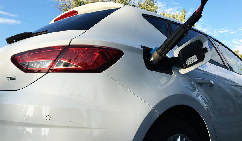 SEDIGAS y GASNAM reivindican el uso del gas natural vehicular por sus ventajas medioambientales