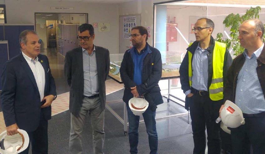 La ACA invierte más de 1,8 millones de euros en la ampliación del laboratorio a la potabilizadora de Abrera