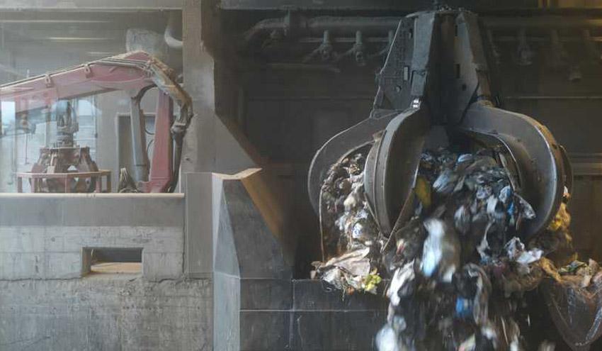 Las plantas de incineración de residuos y su potencial de acción climática
