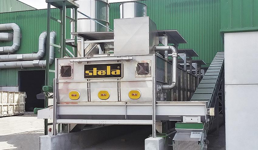 Producción de combustible a partir de residuos para la industria cementera de Alicante
