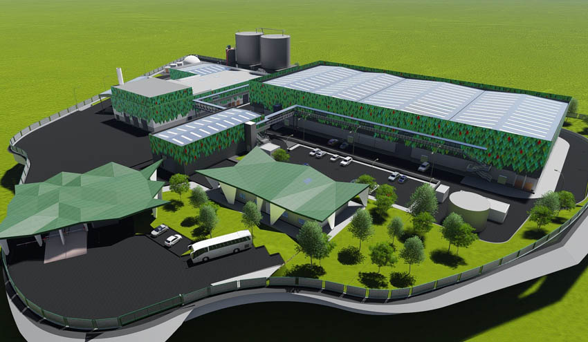 FCC Medio Ambiente firma el contrato de la segunda fase del Complejo Medioambiental de Guipúzcoa