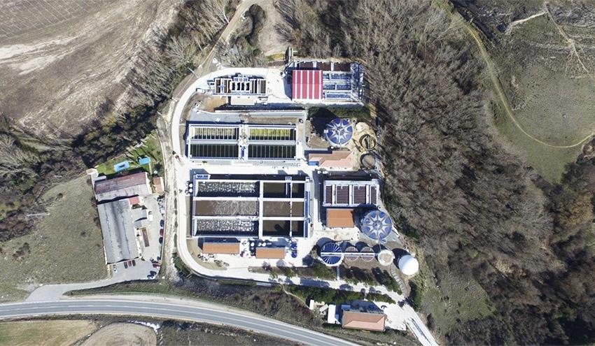 Acuaes adjudica a GS Inima y Ciclagua la explotación de la depuradora de Segovia