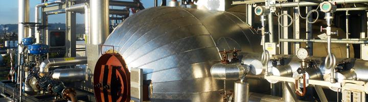 SITA inaugura una planta de producción de energía a partir de biomasa para la plataforma química de Roussillon en Ródano-Alpes