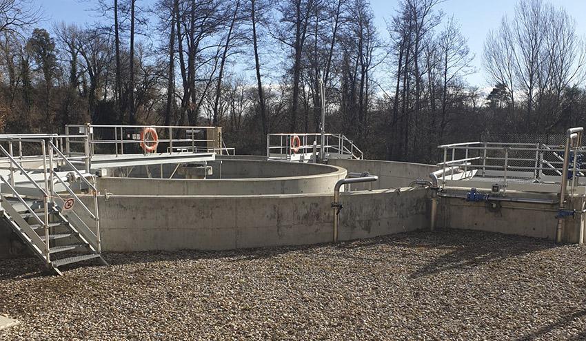 La ACA mejora el saneamiento de las aguas residuales del Bages y el Berguedà