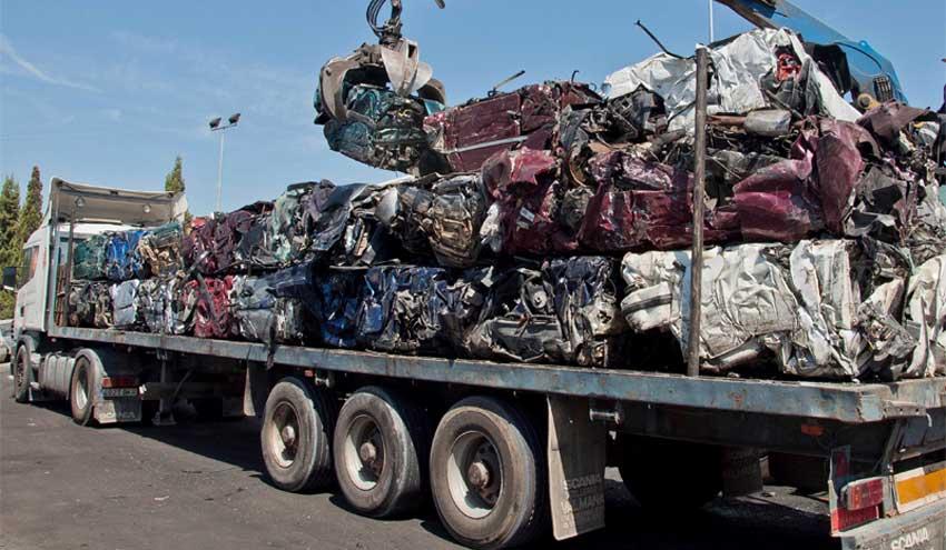 Un nuevo reciclado de los plásticos de los vehículos fuera de uso permitirá reducir su huella de carbono un 75%
