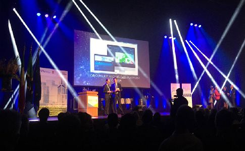 La plataforma IoT y Big Data de GoAigua se alza con el Aquatech Innovation Award 2019