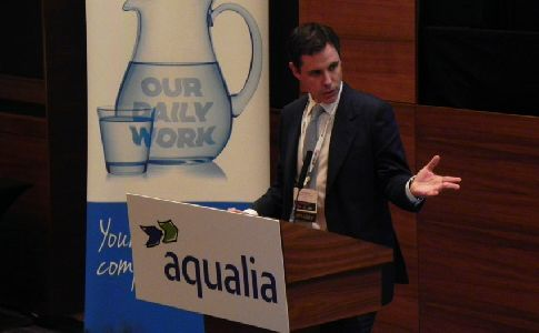 Aqualia participa en el Global Water Summit, que analiza las tendencias de futuro en el sector del agua