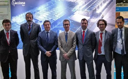 ACCIONA Agua celebra su exitosa participación en el International Water Summit de Abu Dhabi