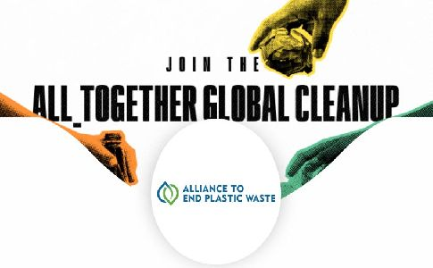 SUEZ Asia se une a Alliance to End Plastic Waste en ALL_TOGETHER GLOBAL CLEANUP