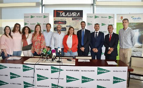 Aqualia elimina 25.000 botellas de plástico en la Talajara Mountain Bike
