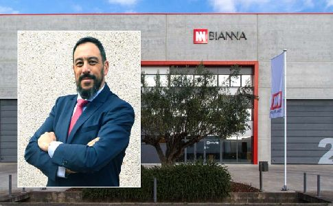 David Paulet, nuevo Sales Manager de Bianna Recycling