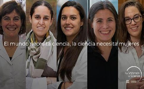 L'Oréal-UNESCO For Women In Science premia a cinco investigaciones españolas realizadas por mujeres
