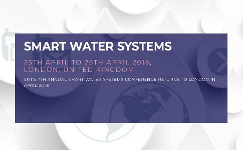 ACCIONA Agua participa en el 7º congreso Smart Water Systems 2018 en Londres