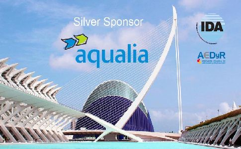 Aqualia colaborará con la IDA en la International Water Reuse and Recycling Conference