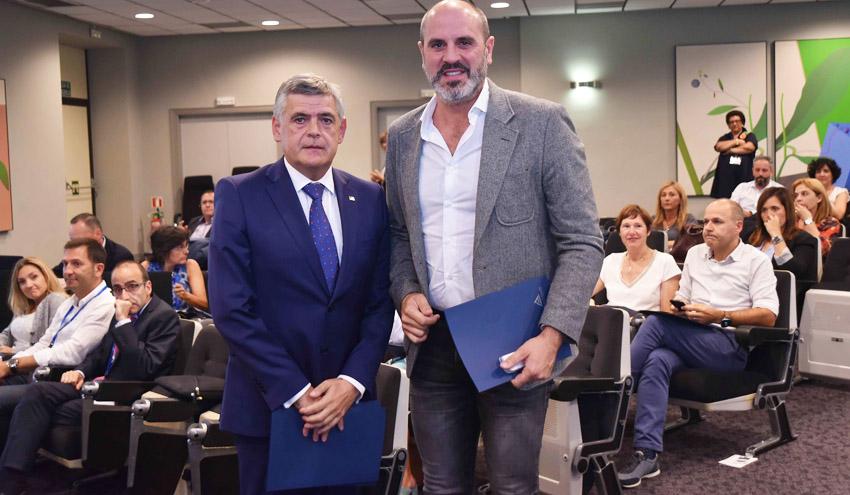 Kepa Odriozola será presidente del Consorcio de Aguas Bilbao Bizkaia los próximos cuatro años