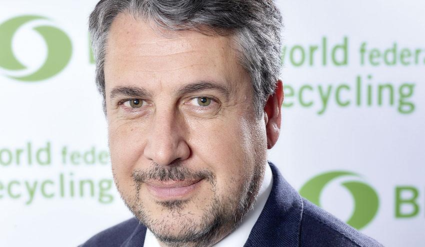 """""""Los gobiernos entienden la economía circular como local. La economía circular puede y debe ser global"""""""