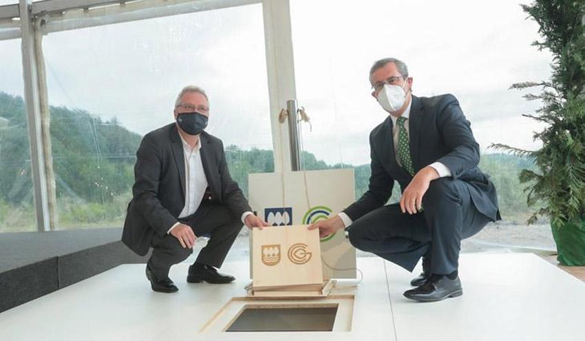 """Gipuzkoa construirá un edificio """"Cero emisiones"""" para albergar la nueva sede de Naturklima"""