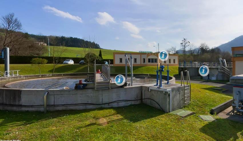 El Consorcio de Aguas Bilbao Bizkaia instala cámaras termográficas para preservar la salud