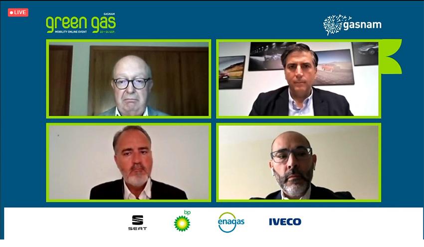 El presente del biometano y el futuro del hidrógeno en transporte centran la primera jornada de Green Gas Mobility