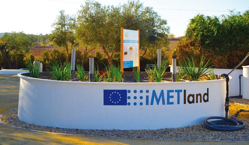 La Agencia EASME elige iMETland como modelo de innovación