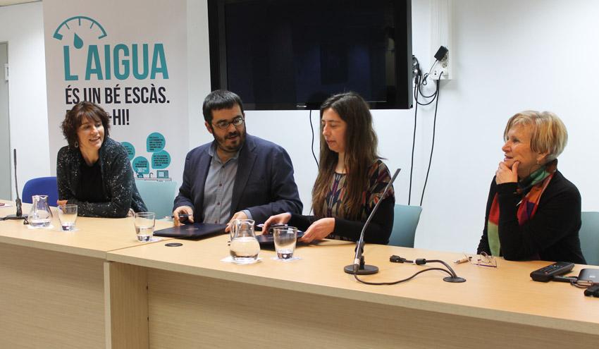 EMAYA y Gobierno balear firman un protocolo de inversiones en Palma para saneamiento y depuración