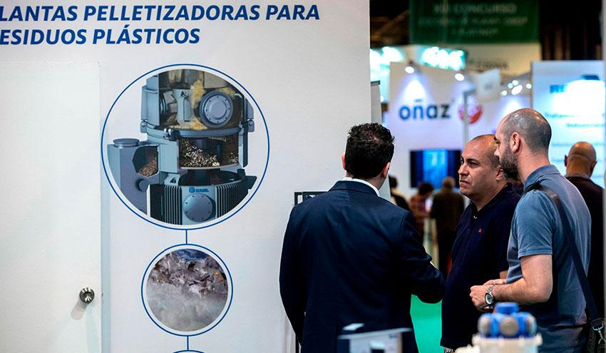 SRR 2020 acogerá las principales innovaciones del sector del reciclaje y la recuperación