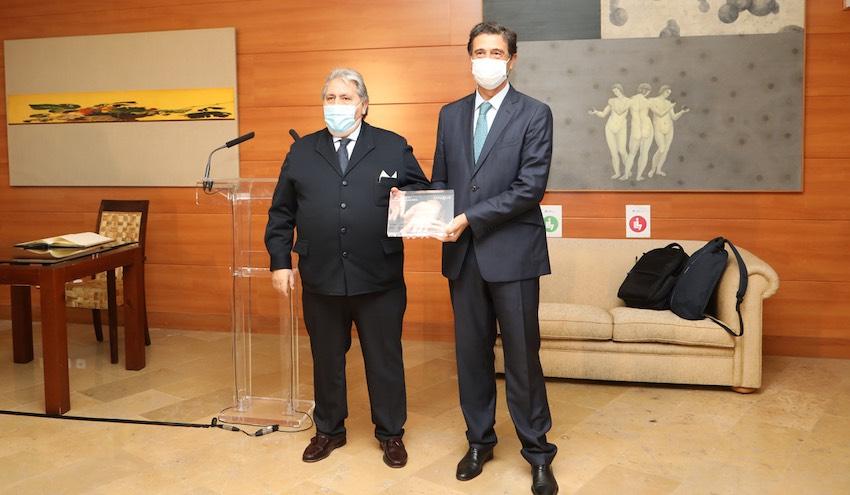 Canal de Isabel II, reconocida por SMAGUA por sus 170 años de trayectoria en la gestión del agua