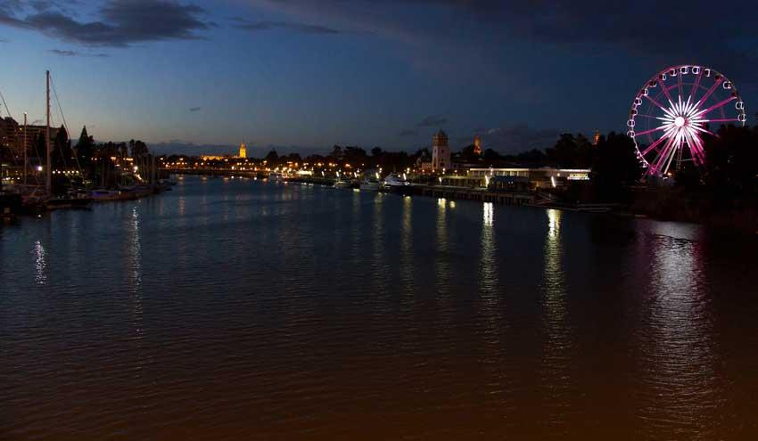 Aplican modelos matemáticos para predecir la dinámica fluvial del Guadalquivir