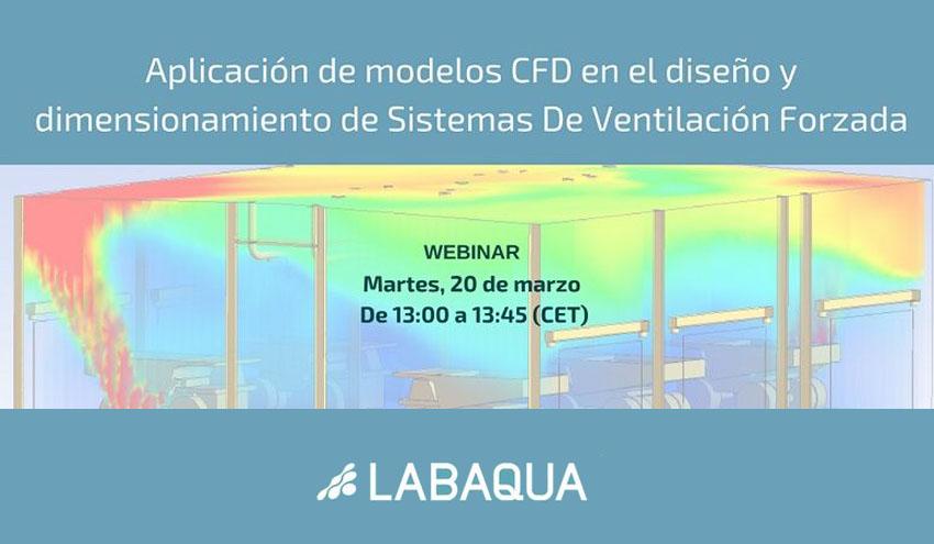 Aplicación de modelos CFD en el diseño y dimensionamiento de Sistemas De Ventilación Forzada