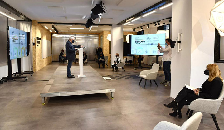 Gipuzkoa sistematizará la compra y contratación pública circular y de innovación
