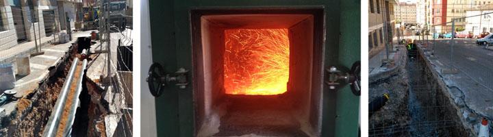 La Red de Calor con Biomasa de Soria suma su vivienda número 1.500