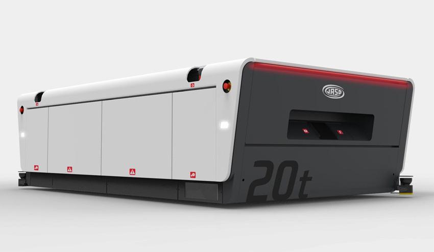 JASO lanza nueva gama de carros autónomos direccionales autopropulsados