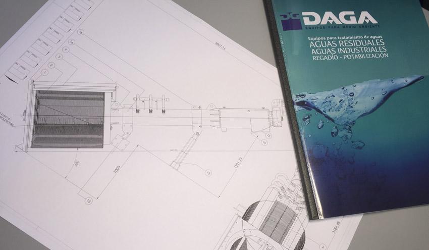 DAGA presentará en IFAT 2016 su nueva línea de equipos para tratamiento de aguas y filtración