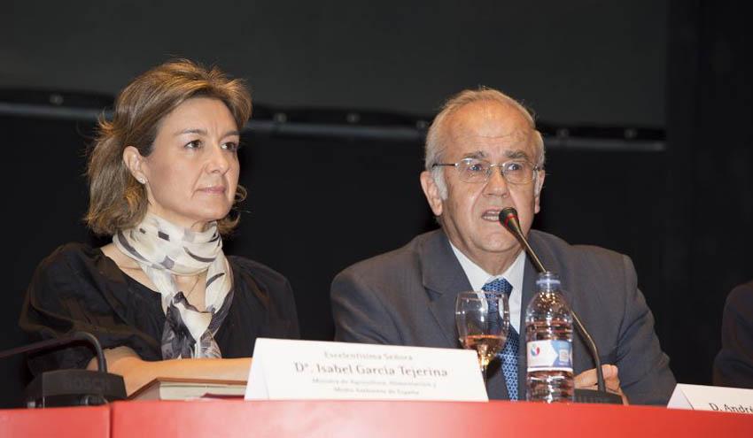 Isabel García Tejerina inaugurará el XIV Congreso Nacional de Regantes