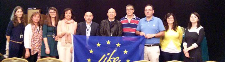 LIFE+ AQUAENVEC, mejor proyecto europeo en curso de los European Projects Awards 2013