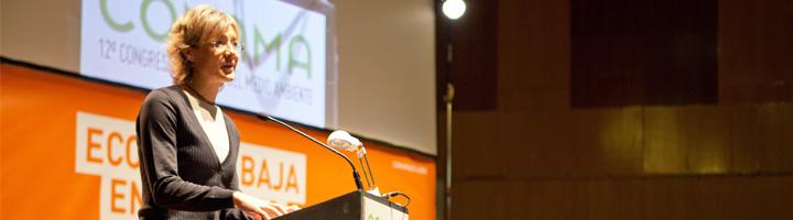 García Tejerina destaca en CONAMA los pasos del Gobierno para avanzar hacia una economía verde y sostenible