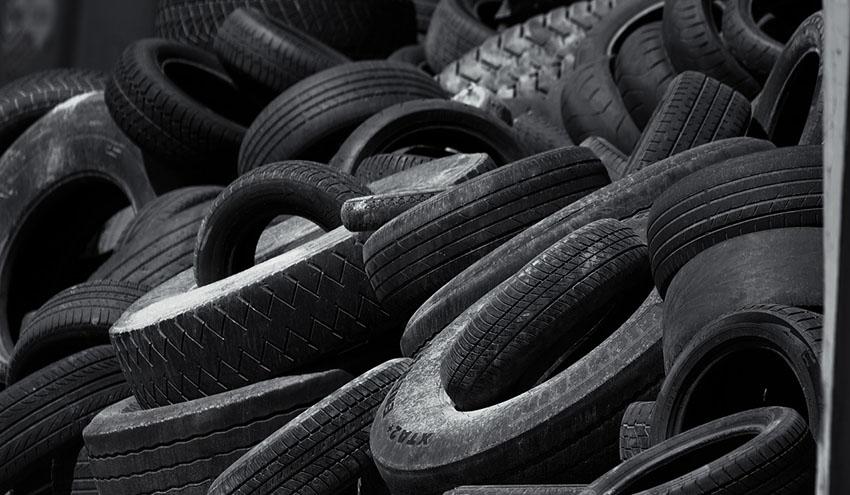 Un método innovador para reciclar neumáticos usados en betún para las carreteras