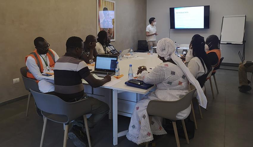 Inaugurada la planta de tratamiento y eliminación de residuos ferruginosos desarrollada por Incatema en Dakar
