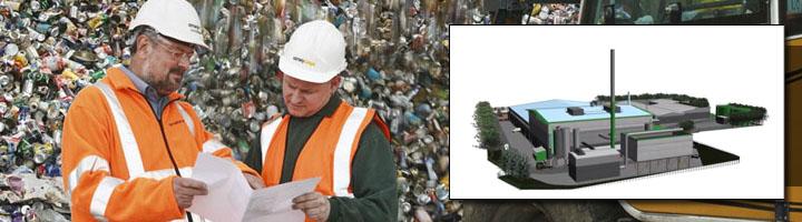 La filial de Ferrovial AmeyCespa gestionará los residuos de Milton Keynes en Reino Unido